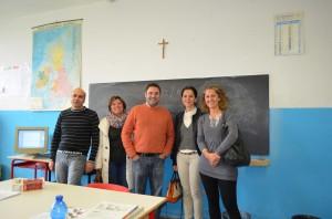 donazione Scuola Media Sovigliana